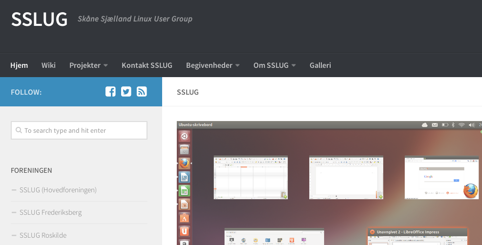sslug screenshot